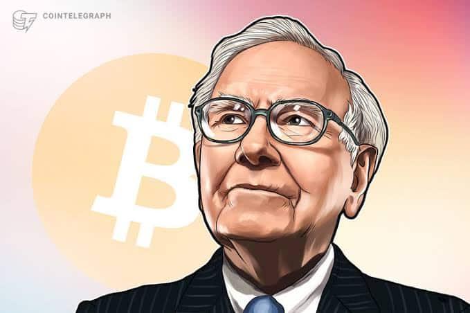 Warren Buffett on cryptocurrency