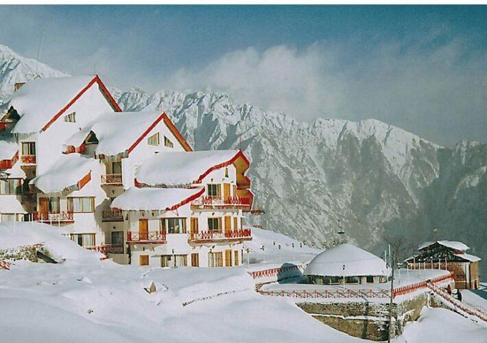 Auli hotels