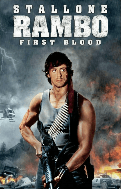 First Blood Best Hollywood Action Movies Beyond Imagination