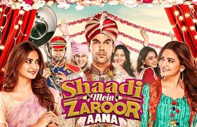 Shaadi Main Zaroor Aana Hindi Movie