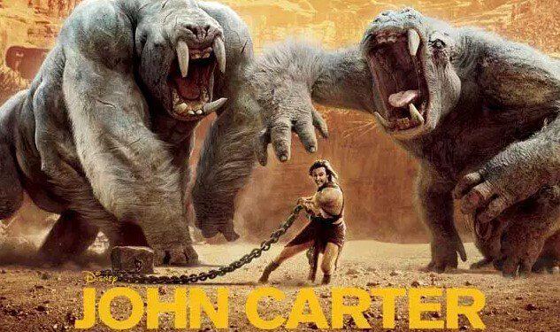John Carter Hollywood Movie