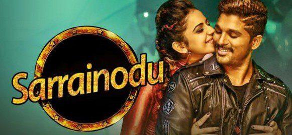 Sarrainodu Hindi Dubbed South Indian Movie